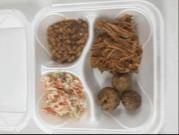 Pulled Pork Dinner 2019
