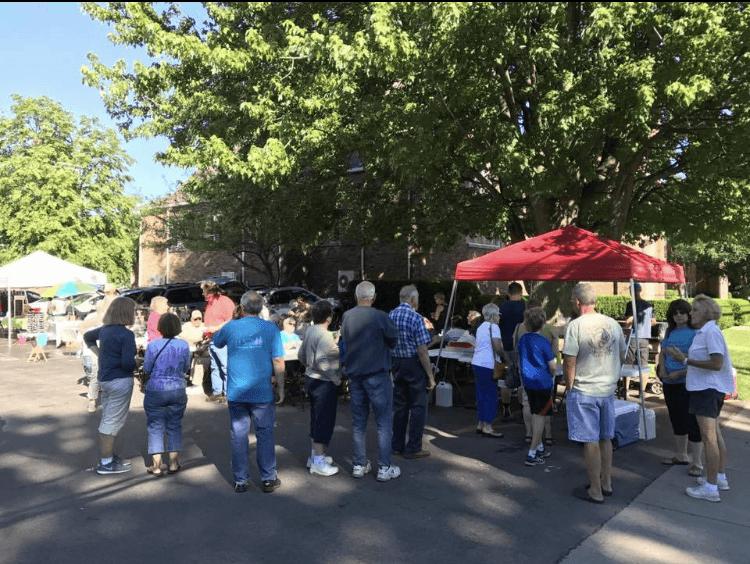 Weekly Farmers Market 2019