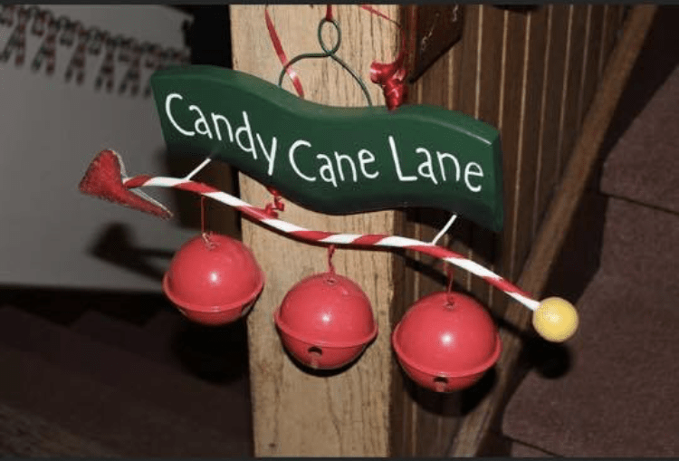 Candy Cane Lane Craft show 2019